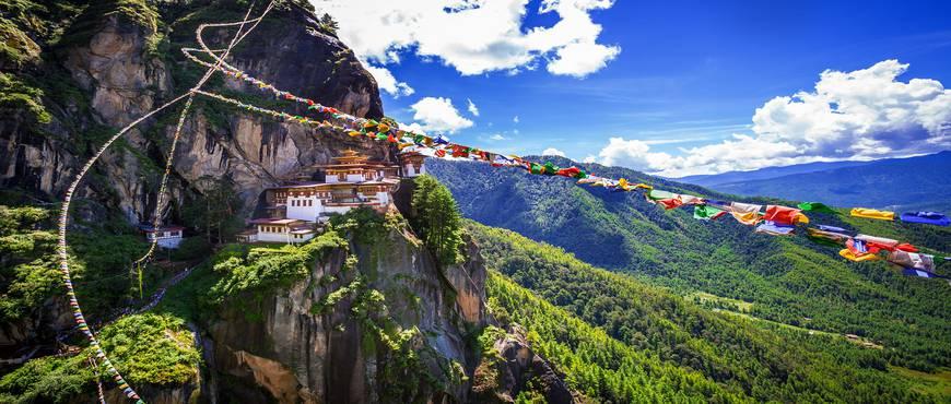 Encantos del Este de India y Bután - Privado