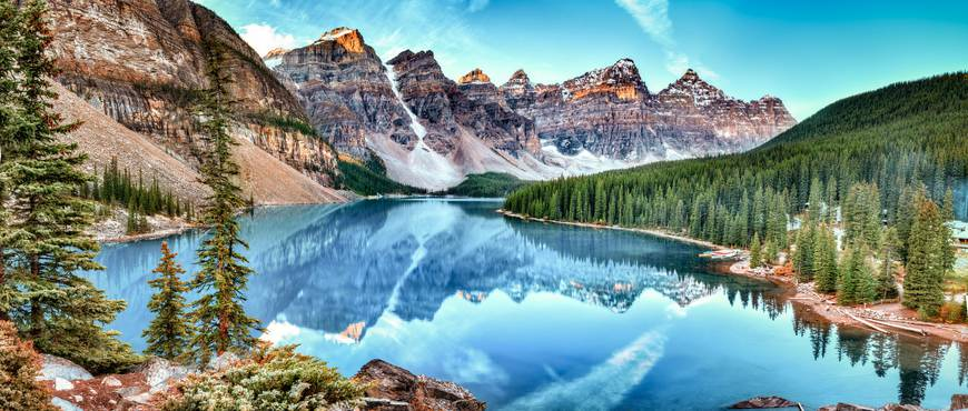 Calgary + Banff + Lake Louise