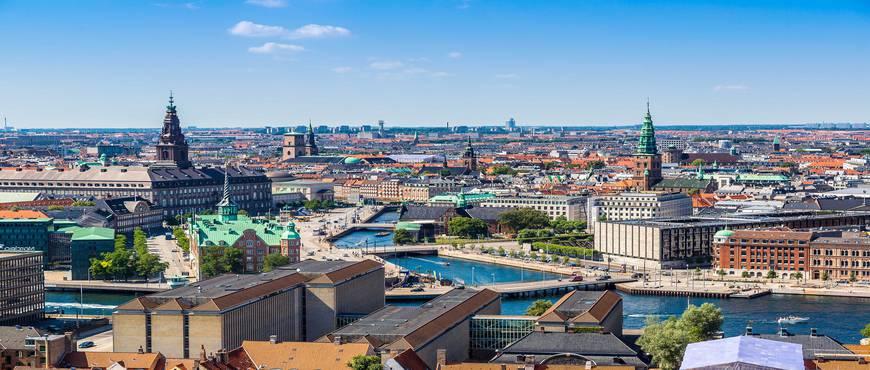 Copenhague, Bergen, Flåm y Oslo