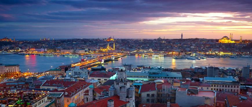 De Capadocia a Estambul