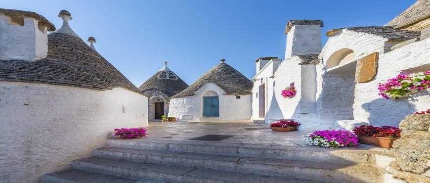 Apulia y Matera - Self Drive