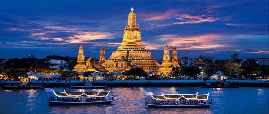 ESPECIAL LUNA DE MIEL: Bangkok + Tailandia de Sur a Norte