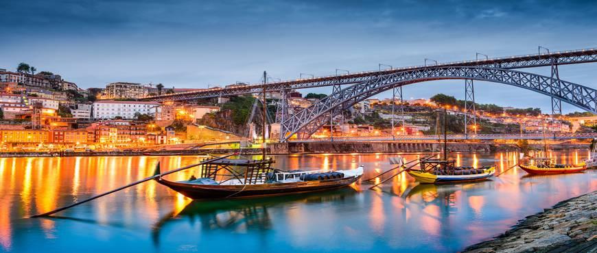 Galicia y Norte de Portugal desde Madrid