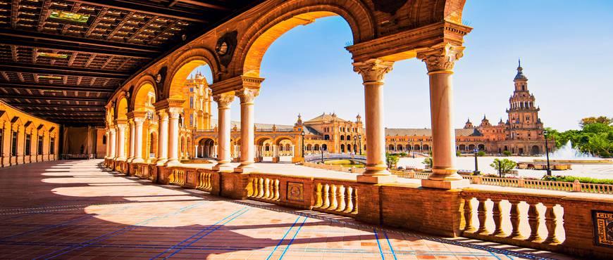 Andalucía al Completo y Toledo desde Madrid