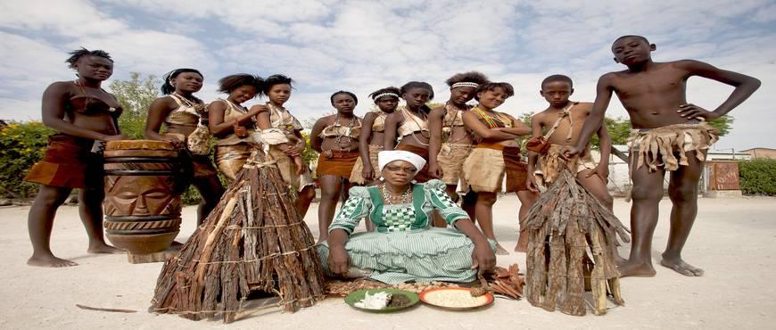 Bellezas de Namibia