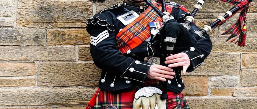 Escocia al Completo II