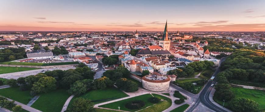 Maravillas del Báltico - Self Drive