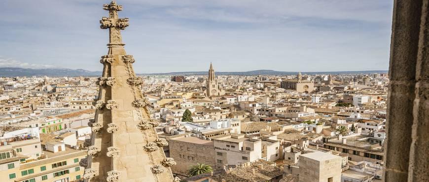 Andalucía y Costa Mediterránea desde Madrid + Palma de Mallorca II
