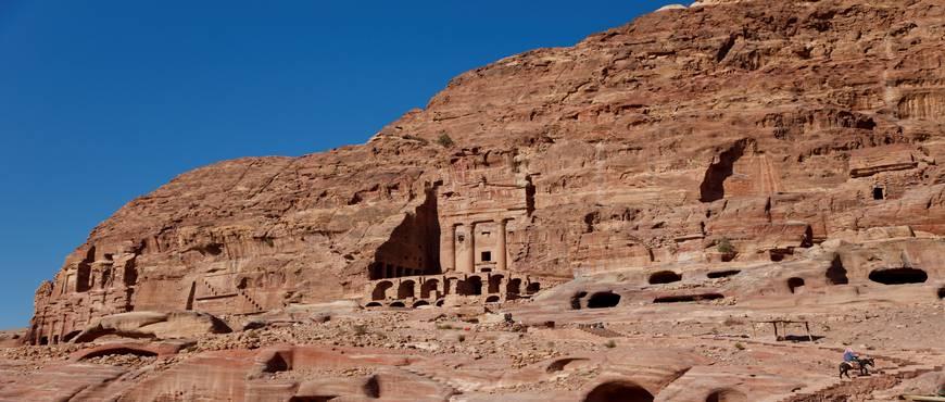 Extensión a Petra desde Amman