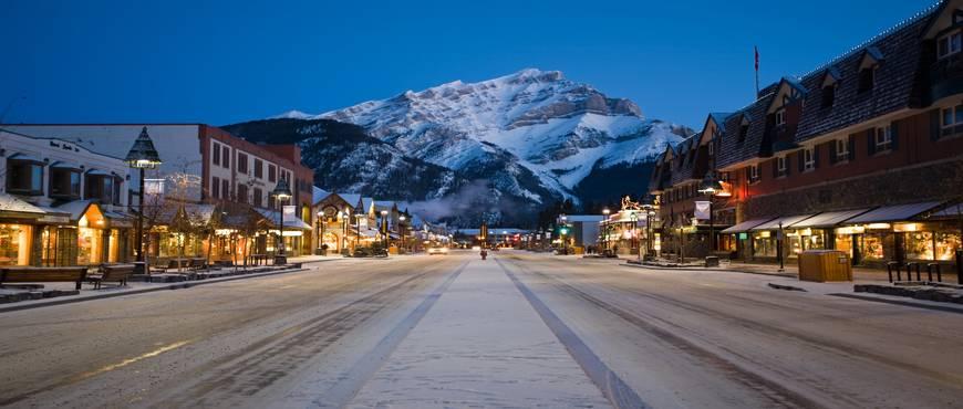 Aventura en Calgary y el Parque Nacional de Banff